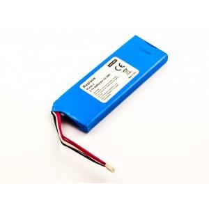 Bateria JBL Pulse 2, Pulse 3 compatível 3,7V 6000mAh 22.2Wh