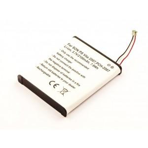 Bateria comando Sony PS Vita 2007 compatível 3,7V 2100mAh 7.8Wh
