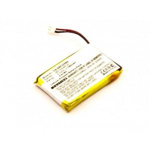 Bateria Garmin Approach G10 Forerunner 225 361-00086-00 compatível 3,7V 180mAh 0.7Wh