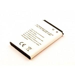 Bateria Honeywell 70e 75e compatível 3,7V 1200mAh 4.4Wh
