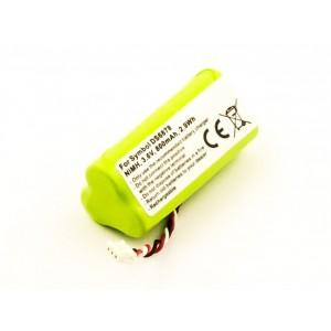 Bateria Symbol DS6878 Motorola LS4278 compatível NiMH 3,6V 800mAh 2,9Wh