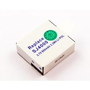 Bateria para SJCam SJ4000 / SJ5000