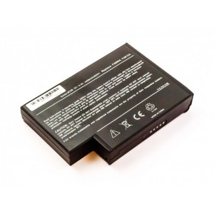 Bateria para HP OmniBook XE4100, 14.8V 4400mAh