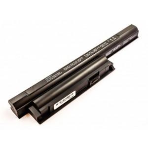 Bateria Sony Vaio VGP-BPS26 VGP-BPL26 VGP-BPS26A compatível 10,8V 4400mAh 47Wh