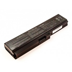 Bateria compatível para Toshiba Satellite C650 C660 C6710 L650 L655 L670 PA3634U-1BRS