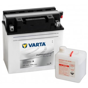 Bateria mota YB16CL-B 12V 19Ah Varta alta performance 176x101x176mm -/+