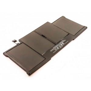 "Bateria para Apple MacBook Air 13"" Late 2010 A1405 A1496, 7,4V 7200mAh 53Wh"