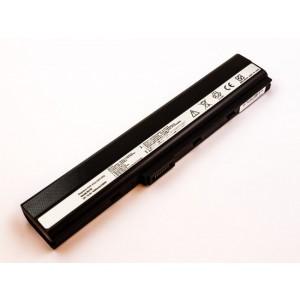Bateria para Asus K52 A41-B53 A41-K52 A42-B53 A42-K52