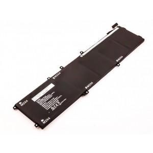 Bateria Dell Precision 5510 M5510 XPS 15 9550 (6 células) compatível 11,4V 7370mAh 84Wh