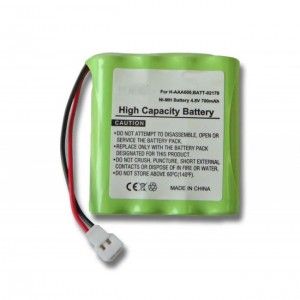 Bateria Summer Infant 02170 compatível 4,8V 700mAh 3.36Wh