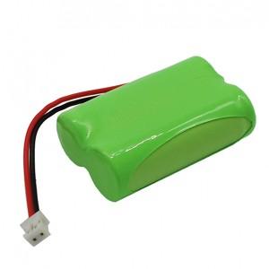 Bateria Philips Babyfon SBC-SC477 compatível 2,4V 1200mAh 2.88Wh