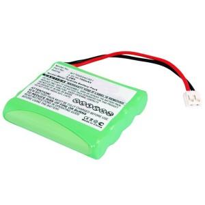 Bateria Philips Babyfon MT700D04CX51 compatível 4,8V 700mAh 3.36Wh