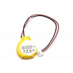 Bateria Pilha para Bios ou CMOS Acer Aspire 4720 compatível 3V 200mAh 0.6Wh