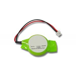 Bateria Pilha para Bios ou CMOS HP Compaq CQ62 compatível 3V 200mAh 0.6Wh