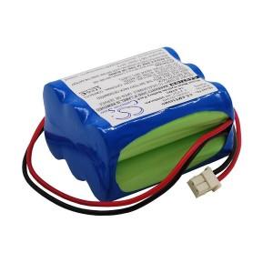 Bateria Alaris Medicalsystems Care Fusion 1000EL00349 compatível 7,2V 2000mAh 14,4Wh