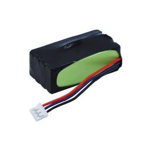 Bateria Biocam Dermogenius Basic BATT/110284 compatível 4,8V 800mAh 3,8Wh