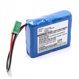 Bateria CEMB DWA 1000 Wheel compatível 7,4V 3600mAh 26,64Wh