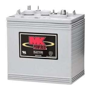 Bateria MK GEL 8GGC2 - 6V 180Ah (C20)