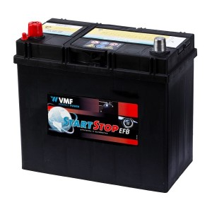 Bateria automóvel 12V 45Ah 460A VMF Start-Stop EFB