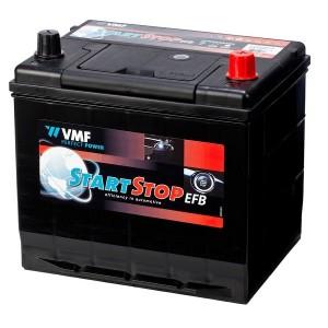 Bateria automóvel 12V 65Ah 620A VMF Start-Stop EFB