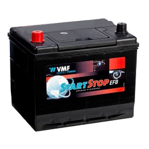 Bateria automóvel 12V 68Ah 670A VMF Start-Stop EFB
