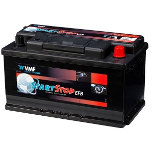 Bateria automóvel 12V 75Ah 730A VMF Start-Stop EFB