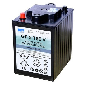 Bateria de Gel Sonnenschein GF 6 180 V - 6V 200Ah(C20) 180(C5)