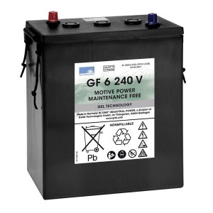 Bateria de Gel Sonnenschein GF 6 240 V - 6V 270Ah(C20) 240(C5)