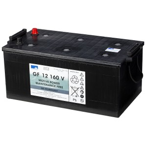 Bateria de Gel Sonnenschein GF 12 160 V - 12V 196Ah(C20) 160(C5)