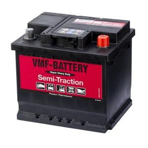 Bateria 12V 50Ah 400A VMF Semi-tração