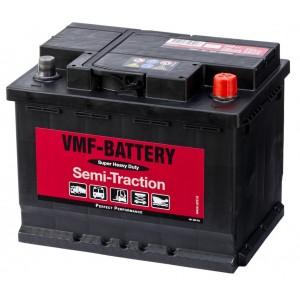 Bateria 12V 60Ah 560A VMF Semi-tração