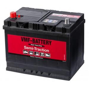 Bateria 12V 68Ah 550A VMF Semi-tração