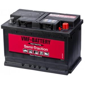 Bateria 12V 75Ah 650A VMF Semi-tração