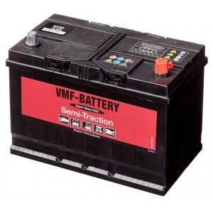 Bateria 12V 105Ah 650A VMF Semi-tração