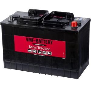 Bateria 12V 110Ah 680A VMF Semi-tração