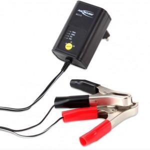 Carregador baterias chumbo-ácido 0.4A - 2V, 6V e 12V (Ansmann)