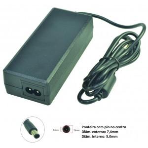 Carregador Compatível para Dell, 19,5V 65W 3,42A (PA-12)