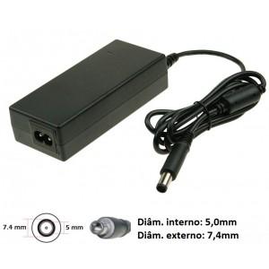 Carregador compatível para HP DV4 391172-001, 18.5V 65W (3.5A)