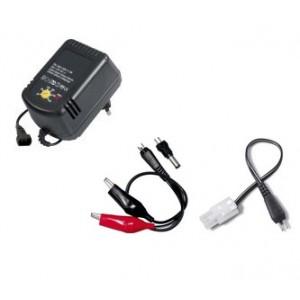 Carregador NiCd e NiMH 1,2-12v para packs
