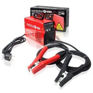 Carregador profissional baterias chumbo, AGM e Gel - 12V / 24V - 40A max (everActive)