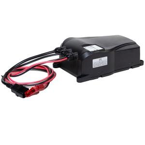 Carregador monofásico de alta frequência 24V 25A (#SPE CBHD3 24-25)