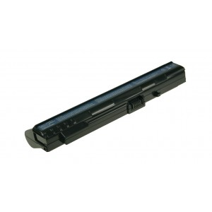 Bateria para Acer Aspire One A110, 11,1V 5200mAh preta, 6 células