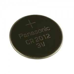 CR2012 pilha moeda (1 unid)
