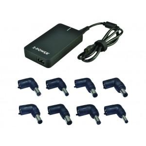 Carregador universal CUA5092A para laptops, 15V-20V 90W