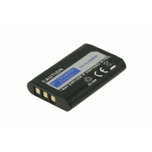 Bateria para Olympus LI-60B / Nikon EN-EL11, 3,7v 570mAh 2,1Wh