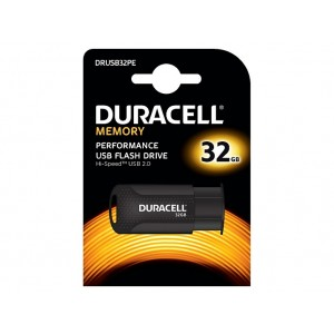 Pen Duracell 32Gb USB 2.0