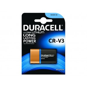 CR-V3 Pilha Lítio Duracell (1 unid)