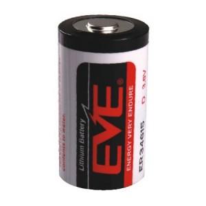 ER34615 D Pilha Li-SOCl2 3,6v 19000mAh (não recarregável)
