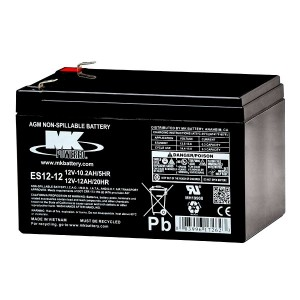Bateria Deep-Cycle 12V 12Ah (C20) MK AGM