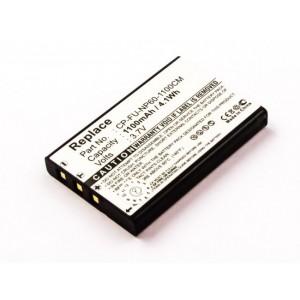 Bateria para GPS Falk IBEX, 3,7V 1100mAh 4,1Wh
